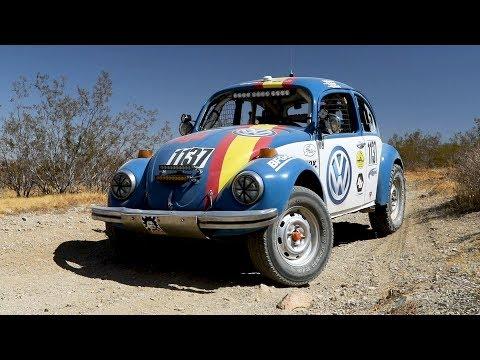 Project Baja - Class 11 Race Beetle