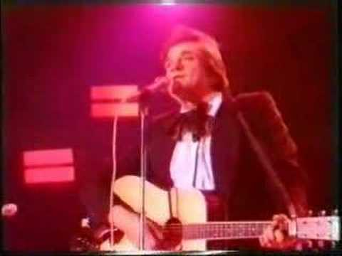 Johnny Cash Show 40 Shades of Green