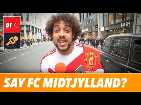 How Do You Say FC Midtjylland? | Football Fails! | Manchester United