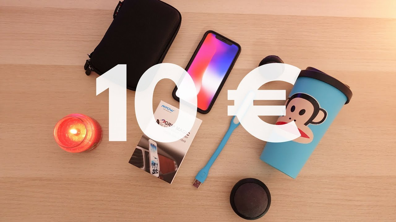 Idee regalo tecnologiche sotto i 10 euro per natale best for Idee regali
