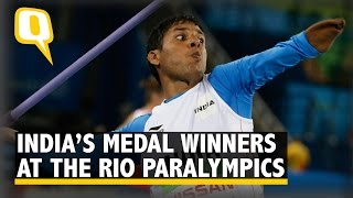 The Quint: Malik, Jhajharia, Bhati: Story of India's Paralympic Medallists