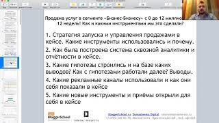 Стратегия ведения ПРИБЫЛЬНЫХ рекламных кампаний в Яндекс.Директ.