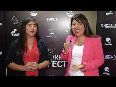 Evento Networking Efectivo / Entrevista Exclusiva A Maribel Ccama - Marca MariBella