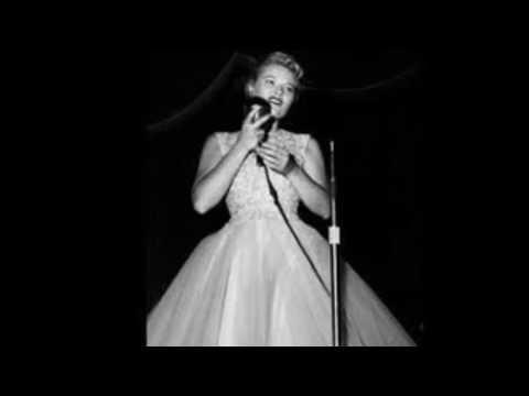 Patti Page.. Tennessee Waltz - 1950