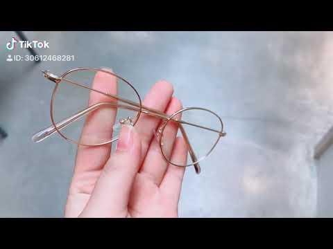 [Review] gọng kính cận kim loại nhỏ mảnh Hàn Quốc | Thời trang nam và những thông tin liên quan