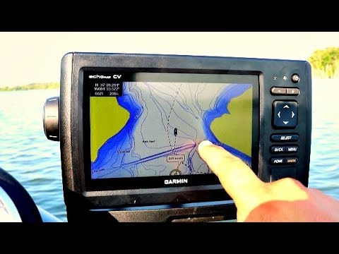 Garmin Echomap Review ON THE WATER