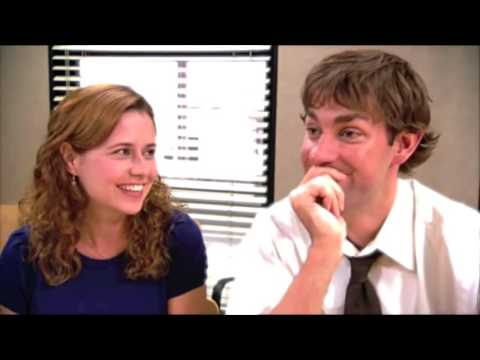 Jim + Pam  Office Love Story