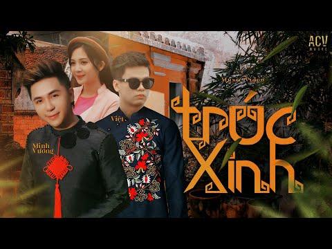 TRÚC XINH - MINH VƯƠNG M4U Ft. VIỆT [OFFICIAL MUSIC VIDEO]