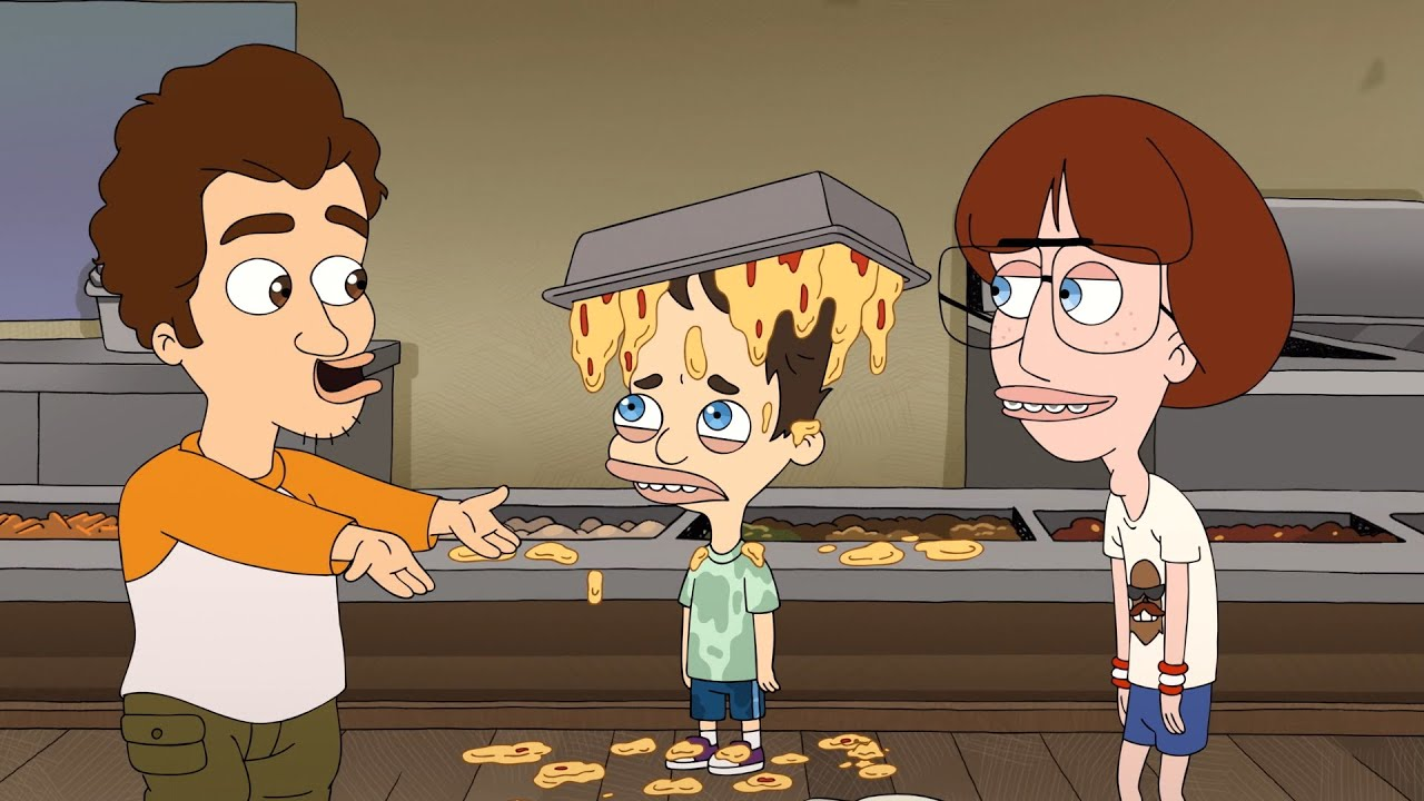 Download Nick is the stench, call him Soup - Big Mouth Season 4
