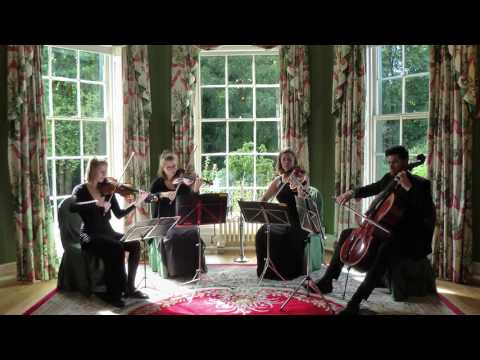 What A Friend We Have In Jesus (Joseph M Scriven) Wedding String Quartet