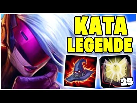 First Time Katarina - Wo ist der DAMAGE! Noway4u Twitch Highlights - League Of Legends