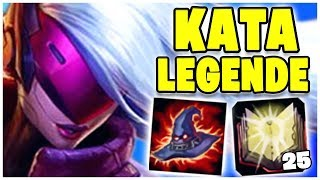 First Time Katarina - Wo ist der DAMAGE! Noway4u Twitch Highlights - League Of Legends