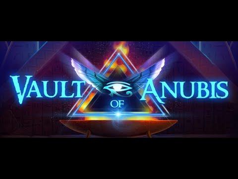 Vault of Anubis - Red Tiger