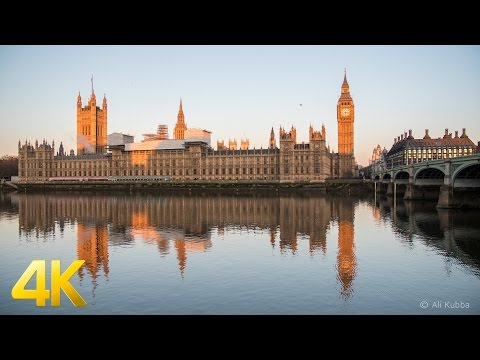 London in 4K