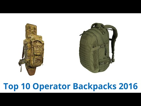 10 Best Operator Backpacks 2016
