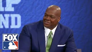 Dontrelle Willis and Frank Thomas talk Opening Day, Astros and Shohei Ohtani | MLB WHIPAROUND