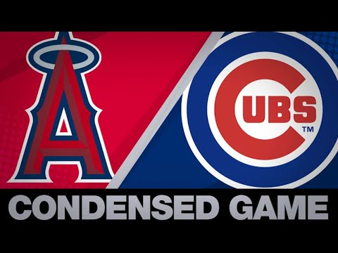 Condensed Game: LAA@CHC - 4/13/19