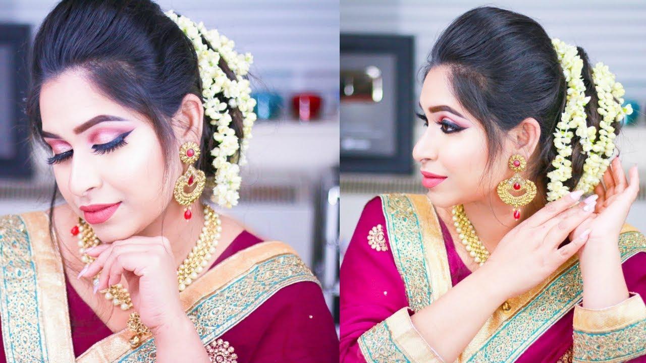 hair-makeup tutorial bangladeshi indian/pakistani/south asian wedding | plouise palette