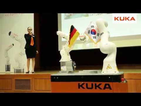 KUKA Korea KR 3 AGILUS Launch Event