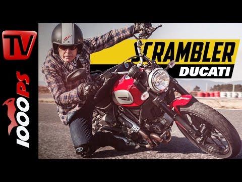 2015 | Ducati Scrambler Test mit Zonko | Action, Sound, Fazit
