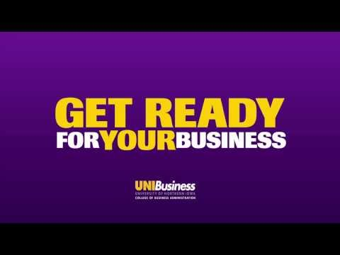 Get Ready for Business - the UNI Student Business Incubator