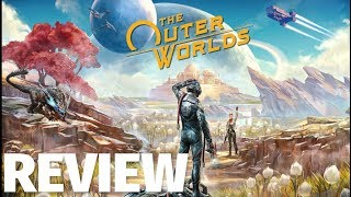 The Outer Worlds Review - An Expansive and Wonderful World (Video Game Video Review)