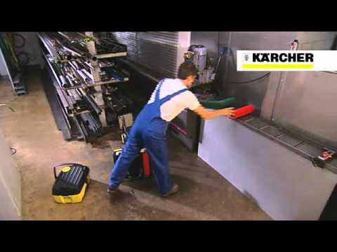 karcher autolaveuse br 40 10 c compacte youtube. Black Bedroom Furniture Sets. Home Design Ideas
