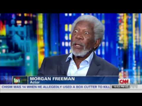 Morgan Freeman's Thoughts on racism and black history month!