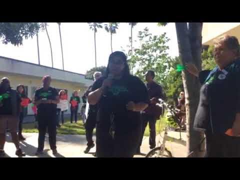 Oakland teacher ready to strike