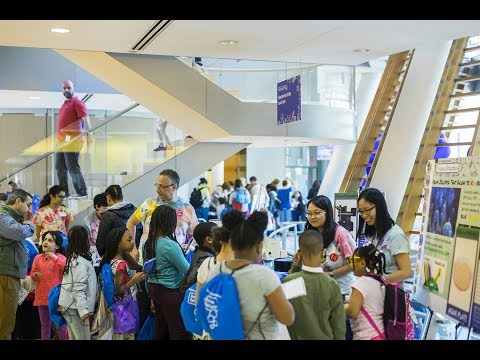 Parents & Science: Science Saturday at The Rockefeller University