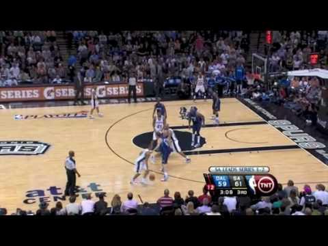 Dallas Mavericks vs SA Spurs - Game 6 Recap [NBA Playoffs 2010]