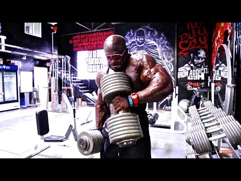 150 LB Dumbbell Curls - Kali Muscle ft. illPumpYouUp | Kali Muscle