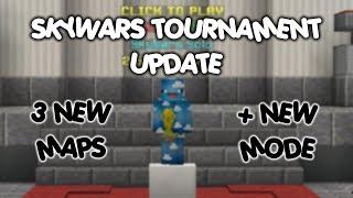 Hypixel Skywars New Mode! Tournament Update
