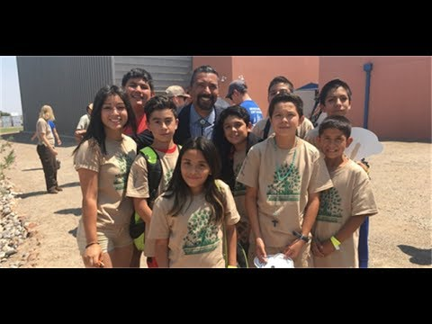 First Certified Nature Explore Classroom in New Mexico