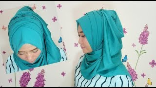 #18 Tutorial Hijab - Ke Pesta (Hijab For Party)