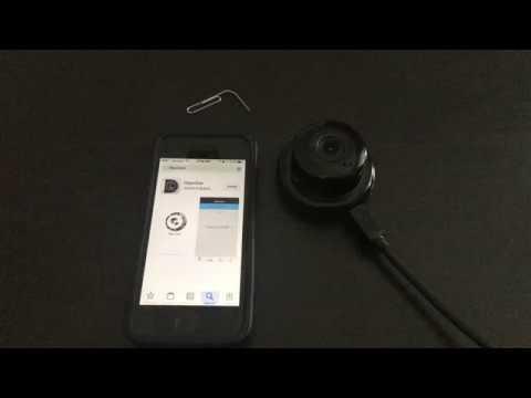 Initial Setup Of The Digoo DG-M1Q 960P Smart Camera
