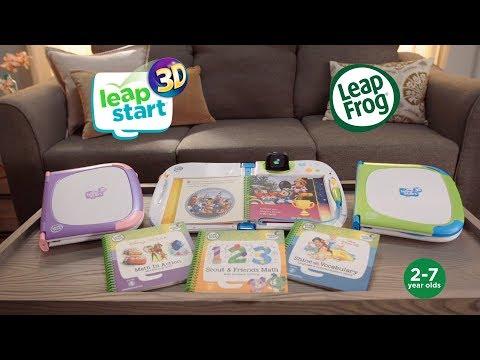 LeapStart 3D | Learning System Demo Video | LeapFrog®