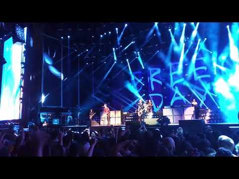 Green Day - Basket Case (Oakland Alameda County Coliseum, CA 08/05/2017)