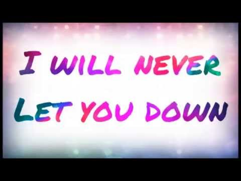 Rita OraI Will Never Let You Down Lyric