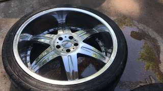 Shadow Chrome Black-out Coating