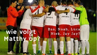 VOETBALLER VAN HET JAAR 2018: Bas, Niek, Jay Jay, Noah, Luca? STEM, win Creators FC shirt