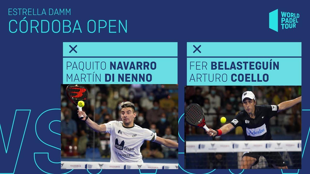 Download Resumen Semifinal Paquito/Di Nenno Vs Bela/Coello Cervezas Victoria Córdoba Open 2021