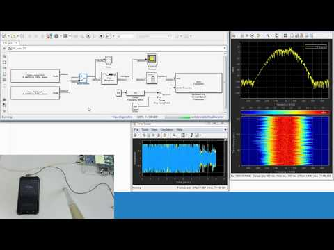 SDR Zedboard + AD9361 FM Transmitter - YouTube