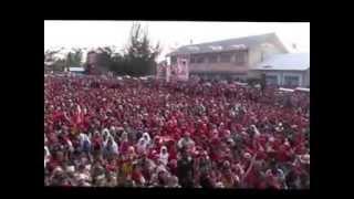 Kampanye Partai Aceh di Glumpang Payong, Bireuen, 24 Maret 2014