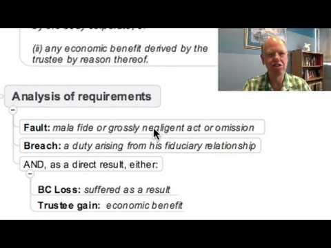 Video Tutorial 105: Claims Against Sectional Title Trustees - Paddocks