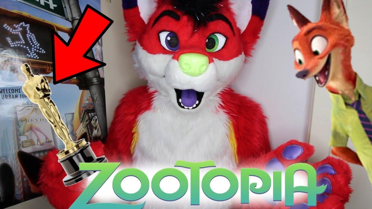 Zootopia furry