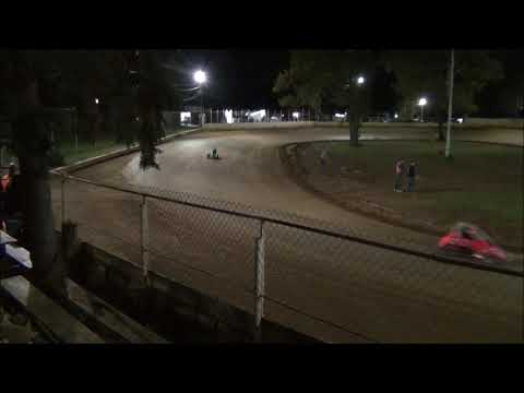 ERM Racing at Shellhammers Speedway Red Plate Quarter Midget Feature- 9/22/2018