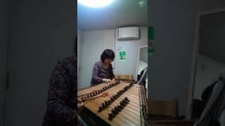 【キンモクセイの香る頃・・・】 ハンマーダルシマー 《Nobuko♪》作曲(...