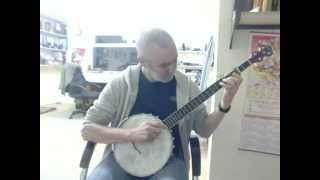 The Year Of Jubilo - clawhammer banjo