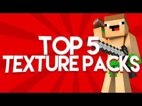 TOP 5 PACKS DE TEXTURAS | MINECRAFT 1.8 + DESCARGA